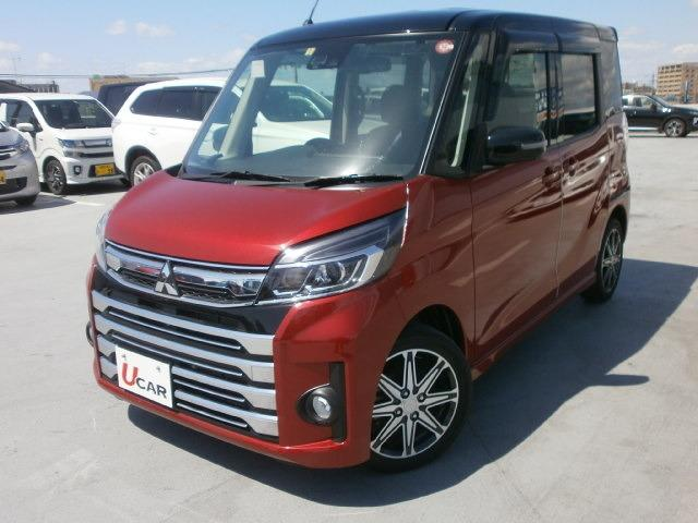 MITSUBISHI EK SPACE CUSTOM