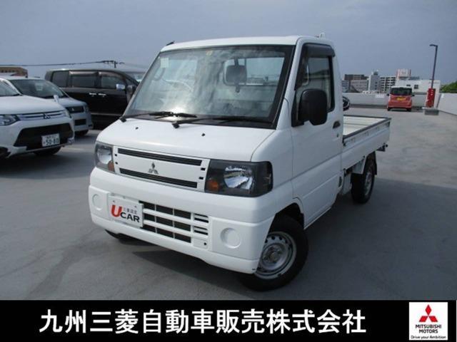 三菱 ミニキャブトラック Vタイプ 4WD A/C P/S 5速マニュアル車