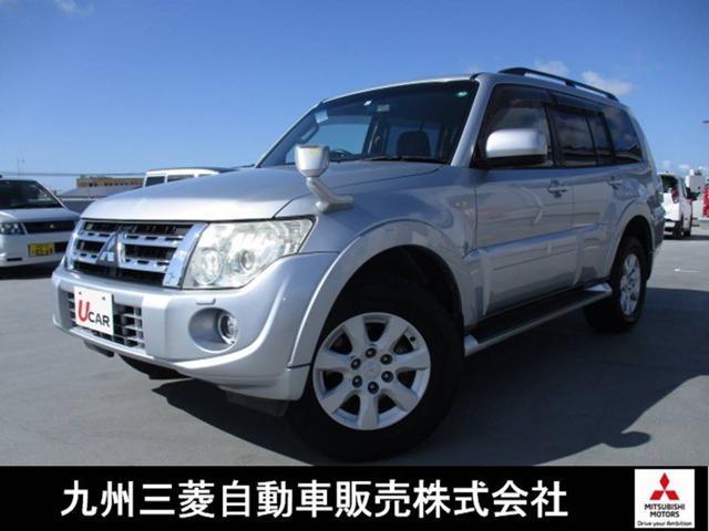 ロング GR HID 4WD キーレス ABS 盗難防止システム CD 3列シート アルミホイール