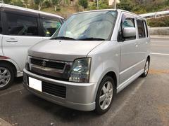 ワゴンRFX−Sリミテッド TV ナビ 軽自動車