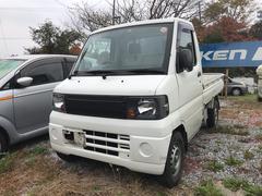 ミニキャブトラックVX−SE 三方開 AC MT 修復歴無 軽トラック 2名乗