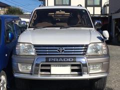 ランドクルーザープラドTZ HDDナビ地デジ 4WD ETC