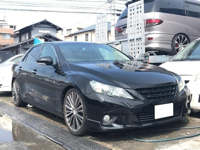 トヨタ 250G Sパッケージリラックスセレクション HDDナビ