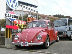 VW ビートルTYPE1 BRMタイプホイール ローダウン ディーラー車