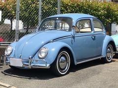 VW ビートル1300タイプ1 ツインキャブ 右ハンドル国内車 ローダウン