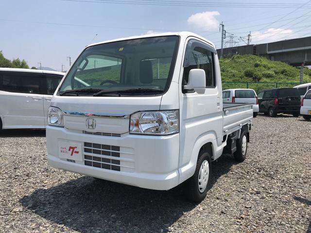 ホンダ エアコン 5MT 軽トラック CD