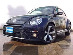 VW ザ・ビートル2.0Rラインレザーシートパノラマスライディングルーフ