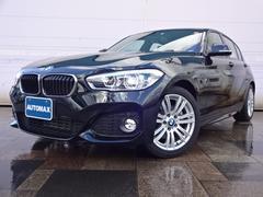 BMW118d Mスポーツ純正HDDナビLEDヘッドライト