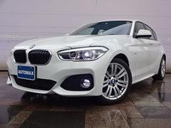 BMW118d Mスポーツ純正HDDナビバックモニター1オーナー