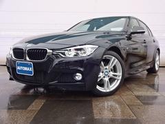 BMW320i Mスポーツデモカー純正HDDナビバックモニター