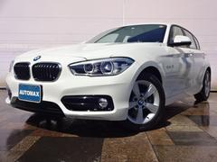 BMW118i スポーツワンオーナーパーキングサポートPKG