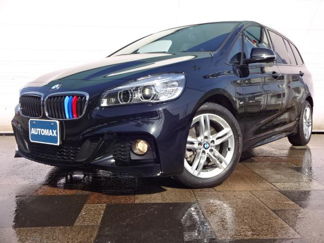BMW 218dグランツアラー MスポーツコンフォートパーキングP