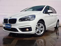 BMW218dアクティブツアラー純正HDDナビバックモニター