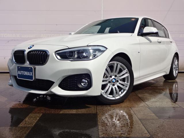 BMW 118i MスポーツスポーツレザーPKGパーキングサポート