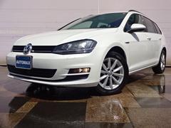 VW ゴルフヴァリアントラウンジ限定800台ディスカバープロバックモニター