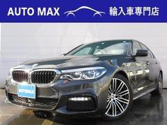 BMW530i Mスポーツ 1オ−ナ 本革 ACC HUD LED