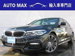 BMW523i Mスポーツ 純正ナビTV トップビュー LED