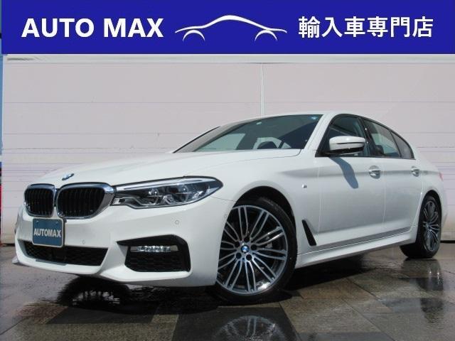 BMW 523i Mスポーツ 純正HDDナビTV ACC LED