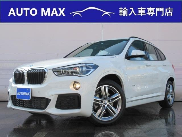 BMW xDrive 18d Mスポーツ ワンオーナー LEDヘッド