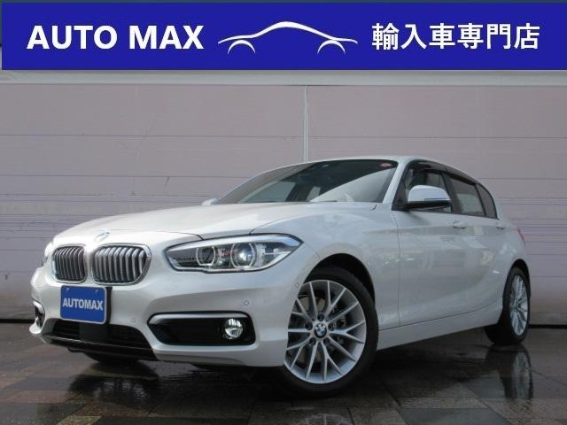 BMW 118d ファッショニスタ アップグレードP パーキングSP