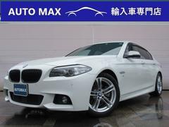 BMW523i Mスポーツ 純正HDDナビTV インテリジェントS