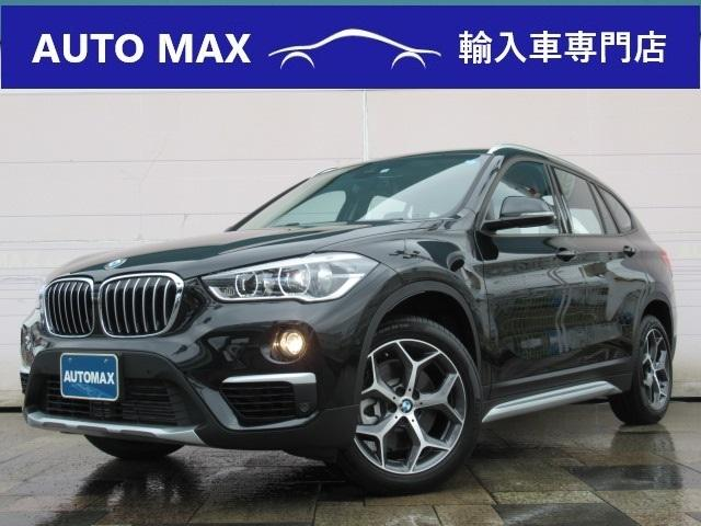 BMW xDrive20i xライン現行モデル登録済未使用車 ACC