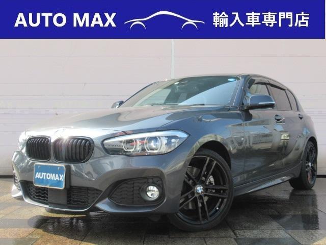 BMW 118d Mスポーツ EDシャドー UPグレードPK 1オナ