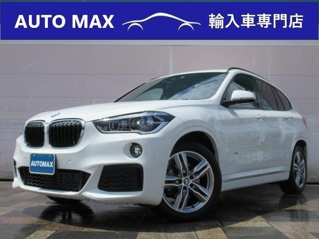 BMW xDrive18dMスポーツ 1オナ HUD ACC 地デジ
