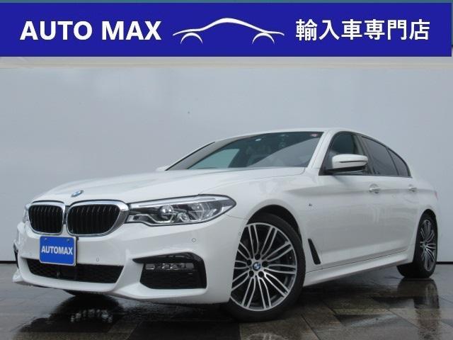 BMW 523d Mスポーツ ハイラインP 1オナ HUD ACC