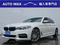 BMW523d Mスポーツ ハイラインP 1オナ HUD ACC