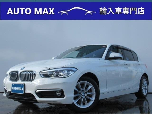 BMW 118d スタイル パーキングサポートP 1オーナ LED