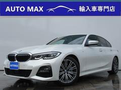 BMW330i Mスポーツ 1オ−ナ ハイラインP HUD 茶本革