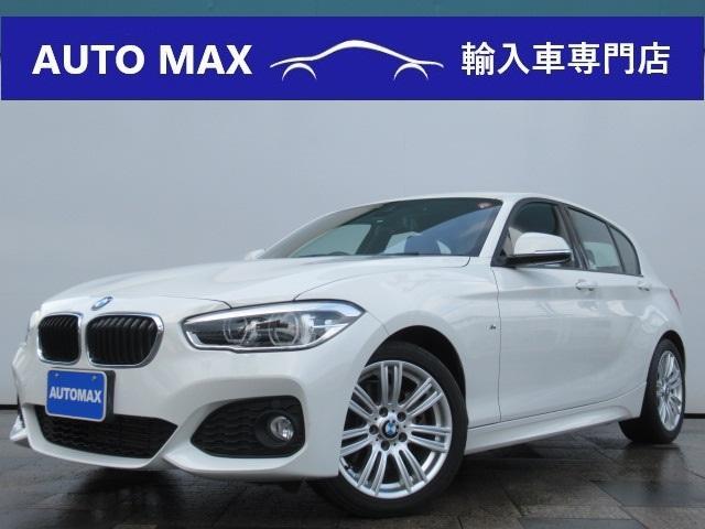 BMW 118i Mスポーツ パーキングサポートP 純正HDDナビ