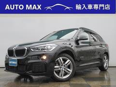 BMW X1xDrive18d Mスポーツアドバンスドアクティブセフティ
