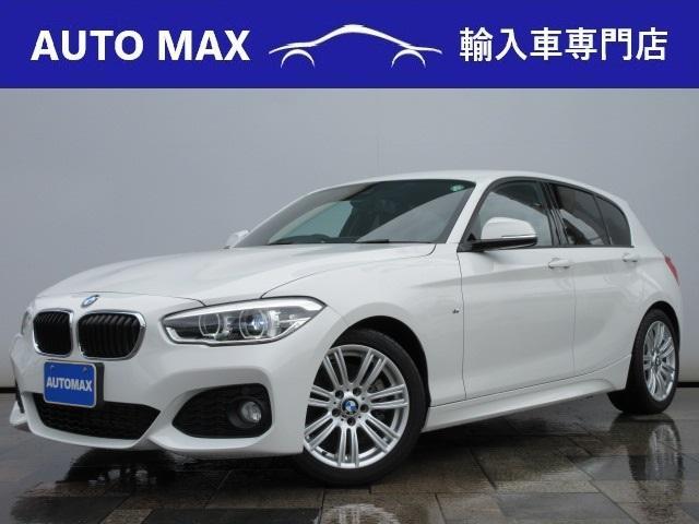 BMW 118d Mスポーツ 1オーナー 禁煙車 社外地デジ