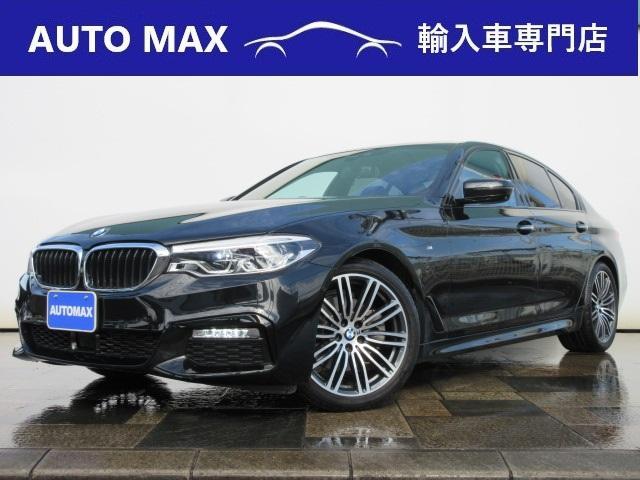 BMW 523d Mスポーツ 1オーナー/イノベーションパッケージ/サンルーフ/ディスプレイキー/ジェスチャーコントロール/ヘッドアップディスプレイ/