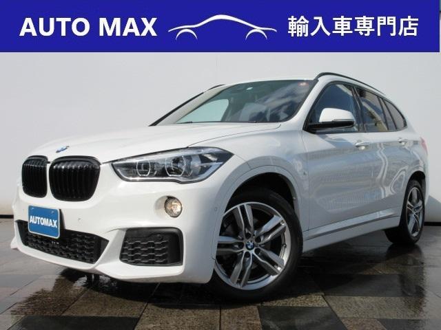 BMW sDrive 18i Mスポーツ 純正HDDナビ/バックカメラ/社外地デジチューナー/コンフォートパッケージ/