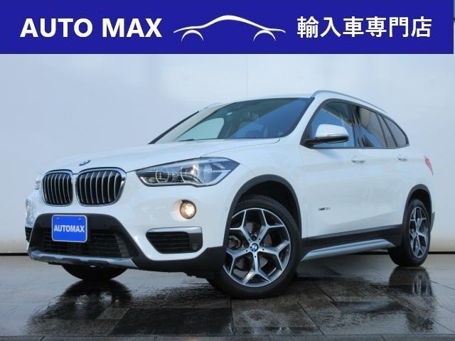 BMW xDrive 18d xライン /コンフォートPKG/純正HDDナビ/Bカメラ/LEDライト/