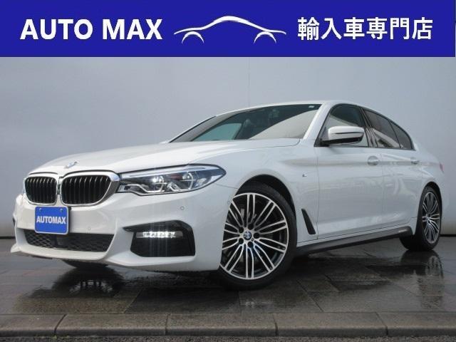 BMW 5シリーズ 523d Mスポーツ /1オーナー/純正HDDナビTV/360°カメラ/LEDライト/アダクティクルーズコントロール/