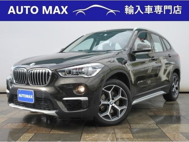BMW X1 sDrive 18i xライン /1オーナー/純正HDDナビ/Bカメラ/LEDライト/シートヒーター/
