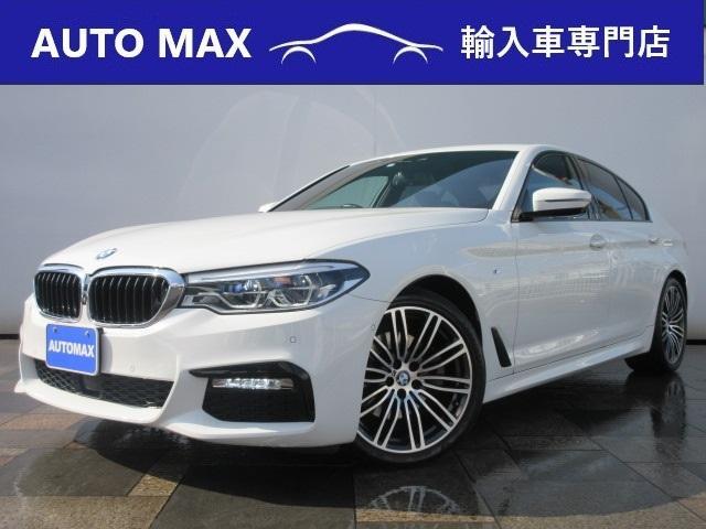 BMW 5シリーズ 523i Mスポーツ /1オーナー/純正HDDナビTV/360°カメラ/LEDライト/