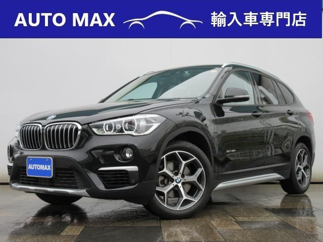 BMW X1 sDrive 18i xライン /1オーナー/コンフォートPKG/純正HDDナビ/Bカメラ/シートヒーター/