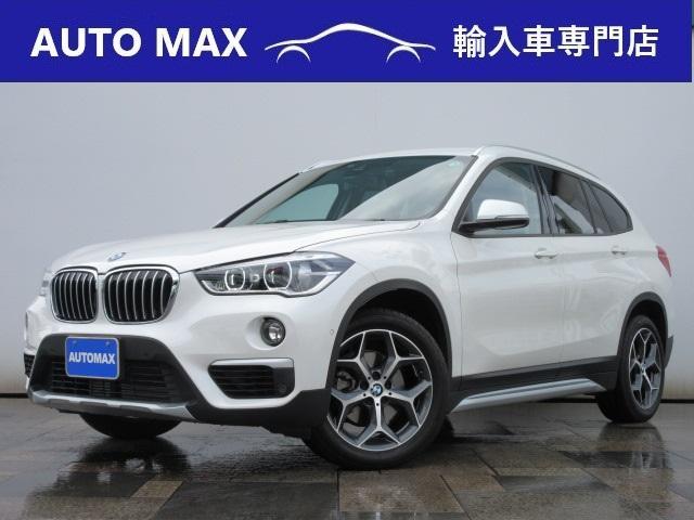 BMW sDrive 18i xライン ハイラインパッケージ /1オーナー/コンフォートPKG/インテリジェントセーフティ/ブラウンレザーシート/コンフォートアクセス/社外地デジチューナー/