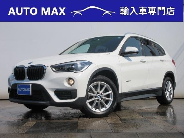 BMW sDrive 18i /1オーナー/コンフォートPKG/純正HDDナビ/Bカメラ/LEDライト/