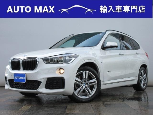 BMW xDrive 18d Mスポーツ /アドバンスドアクティブセーフティPKG/コンフォートPKG/アクティブクルーズコントロール/ヘッドアップディスプレイ/LEDライト/
