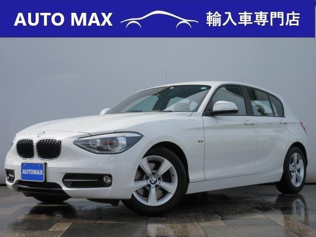 BMW 1シリーズ 116i スポーツ /1オーナー/社外メモリーナビ/フルセグTV/ETC/
