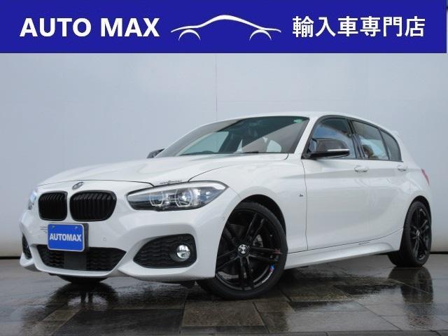 BMW 1シリーズ 118i Mスポーツ エディションシャドー /1オーナー/1000台限定車/ダコタレザーシート/シートヒーター/アダクティブクルーズコントロール/専用18インチAW/