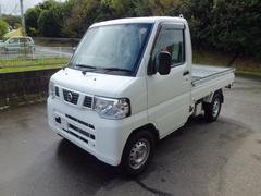 クリッパートラックDX3方開 CDデッキ パワステ付 オートマ車