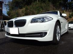 BMW523i ハイラインパッケージ 禁煙 自然吸気直列6気筒最終