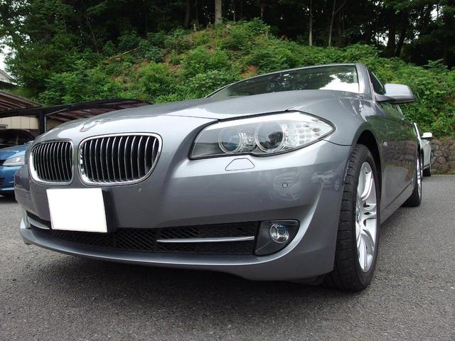 BMW 528i 禁煙 ペット歴無 コンフォートPKG